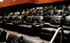 Cinemax seats