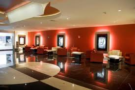 Cinemex lounge
