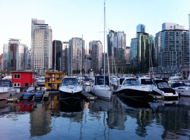 Coal Harbour Vancouver 2011