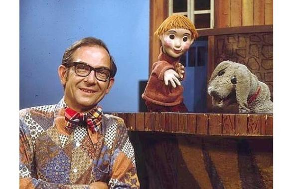 Mr. Dressup, Casey and Finnigan