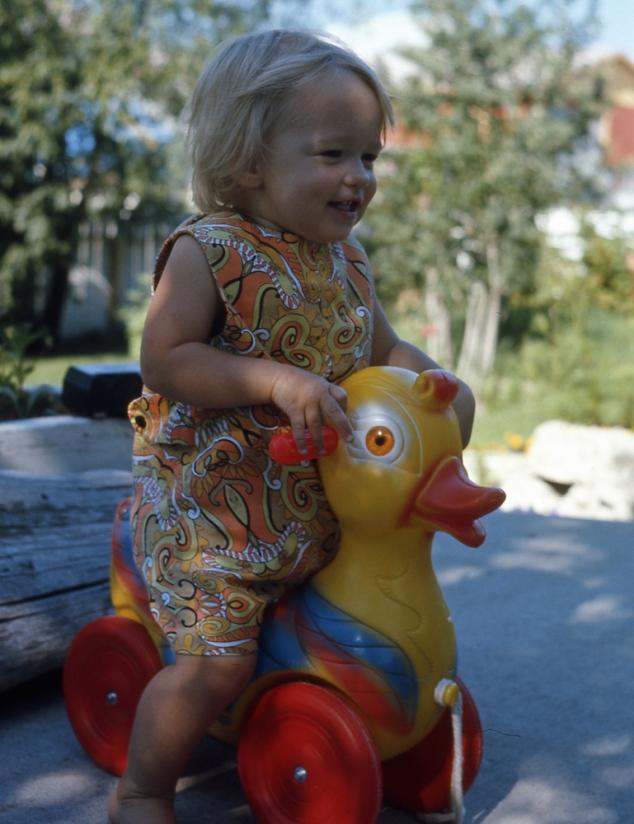 Child_Duck